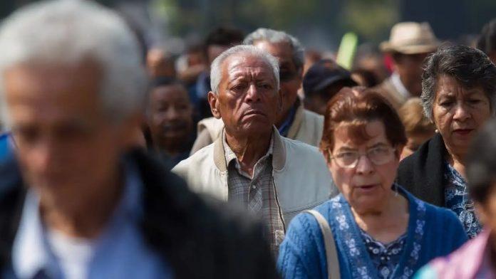 Adultos mayores en México. (Cuartoscuro, archivo)